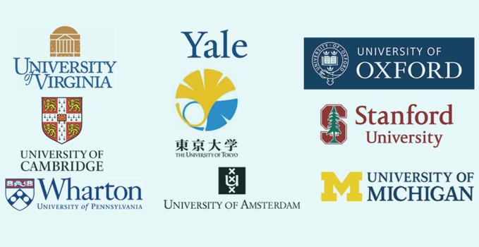 دروس دانشگاه های آمریکا و اروپا در کورسرا