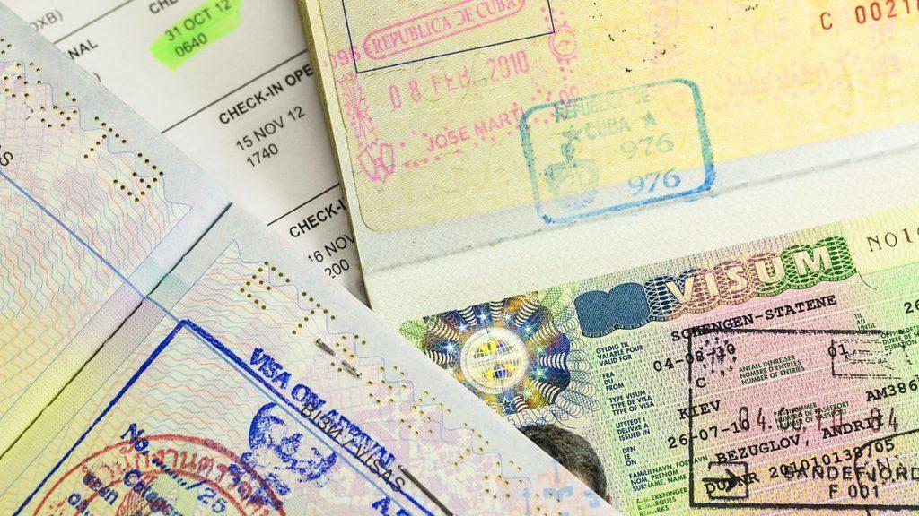 مدارک مورد نیاز برای روادید و ویزای آلمان