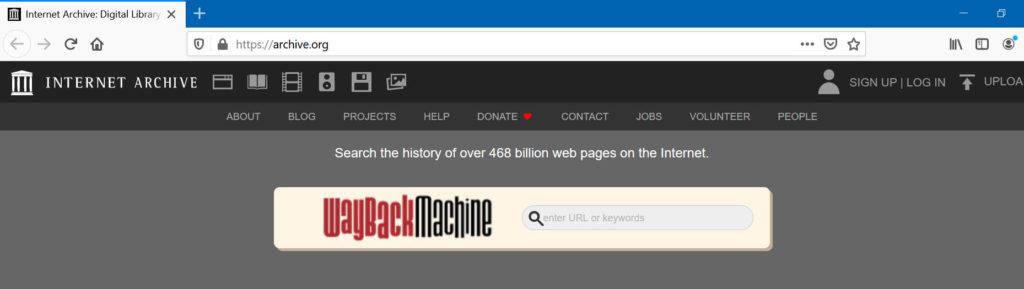 Internet Archive- دانلود رایگان کتاب